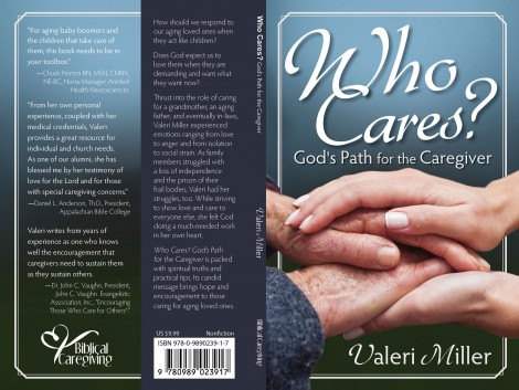 Who Cares? God's Path for the Caregiver