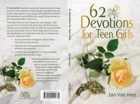 62 Devotions for Teen Girls
